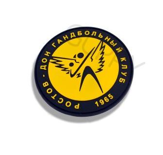 ПВХ нашивки с логотипом на заказ