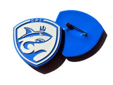 PVC значок с логотипом на заказ