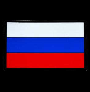 Шеврон на липучке, тактический патч Флаг России, ПВХ шеврон. PVC patch. Страйкбольный шеврон. Моральный патч. Moral patch