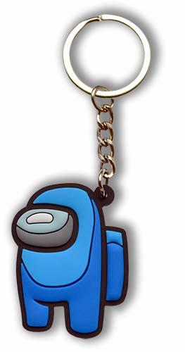ПВХ Брелки для ключей Амонг ас